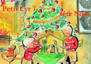 Petit Cyr fête Noël – T 08